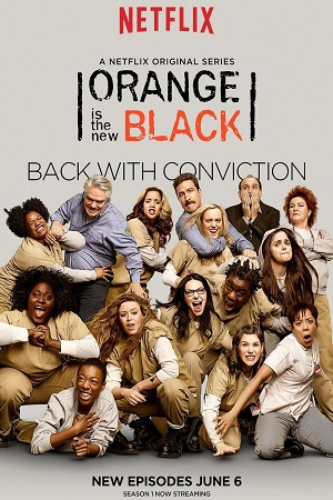 Orange Is the New Black S07 All Episode [Season 7] Complete Dual Audio[Hindi+English] Download 480p