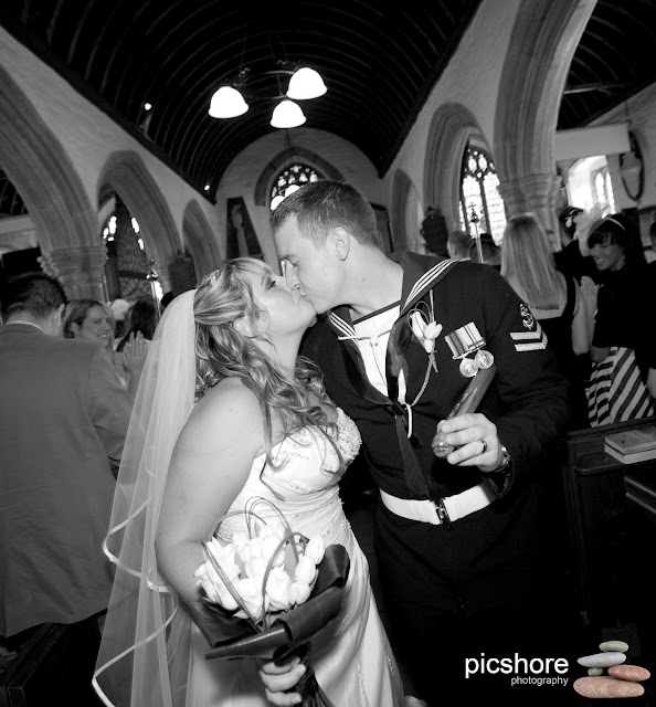 St Budeaux Parish church plymouth devon wedding Picshore Photography