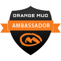 Orange Mud Ambassador