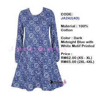 T-shirt-Muslimah-Jameela-JA242(4D)