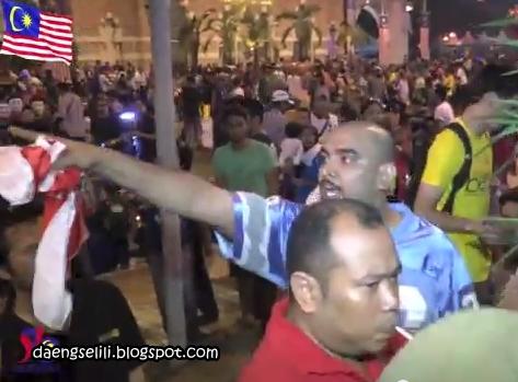 Video : Insiden Rampasan SANG SAKA!