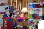 Antiques, Gifts and now YARN!