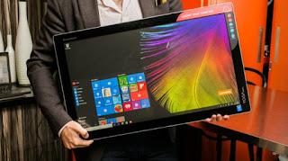 Lenovo Yoga Home 900, Tabletop PC Dengan Prosesor Intel Core i7