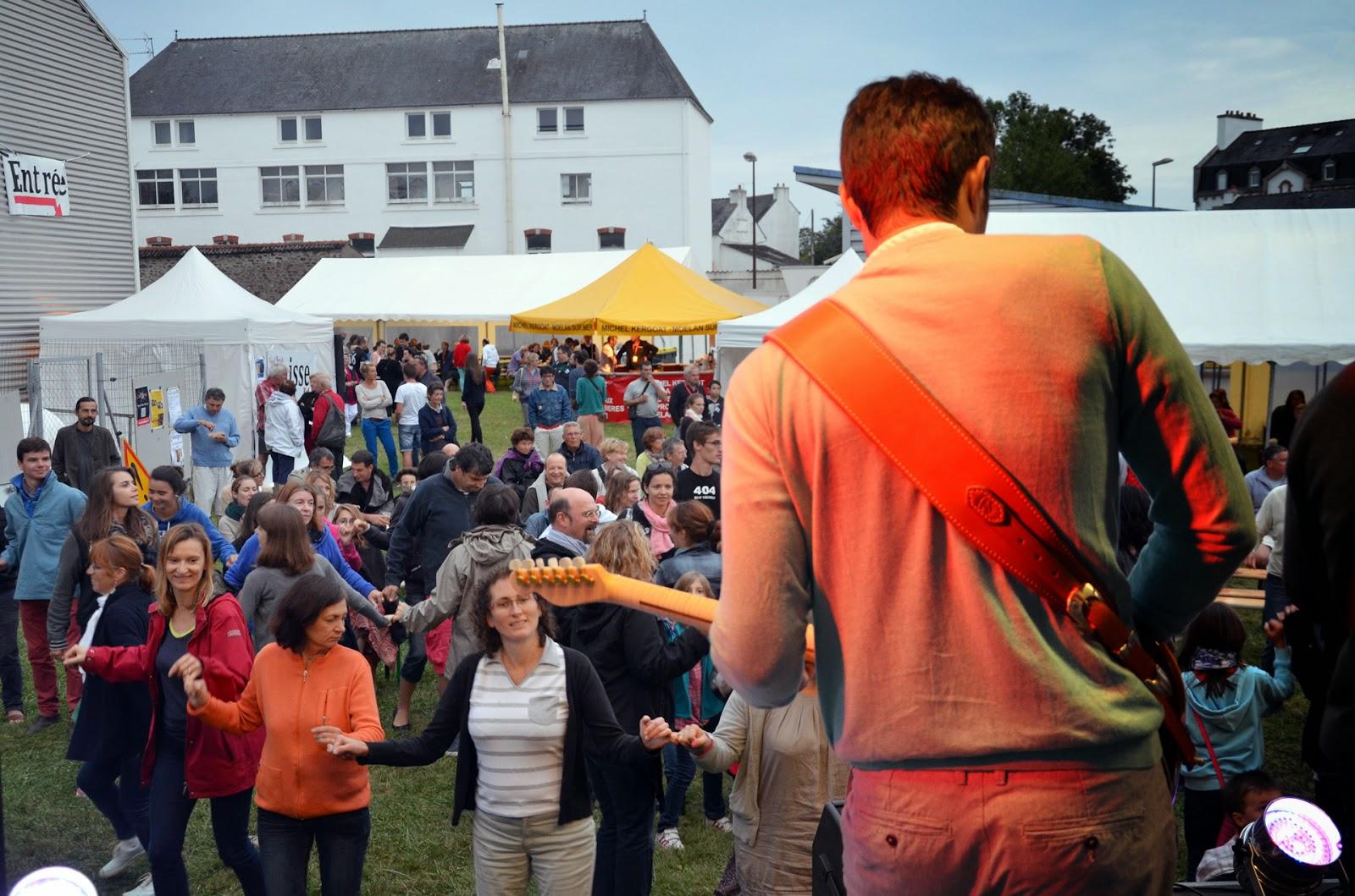 Caliorne - Festi'Breizh 2014 - Clohars Carnoet