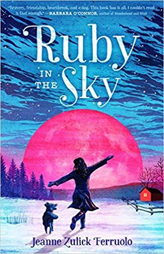 Ruby in the Sky by Jeanne Zulick Ferruolo