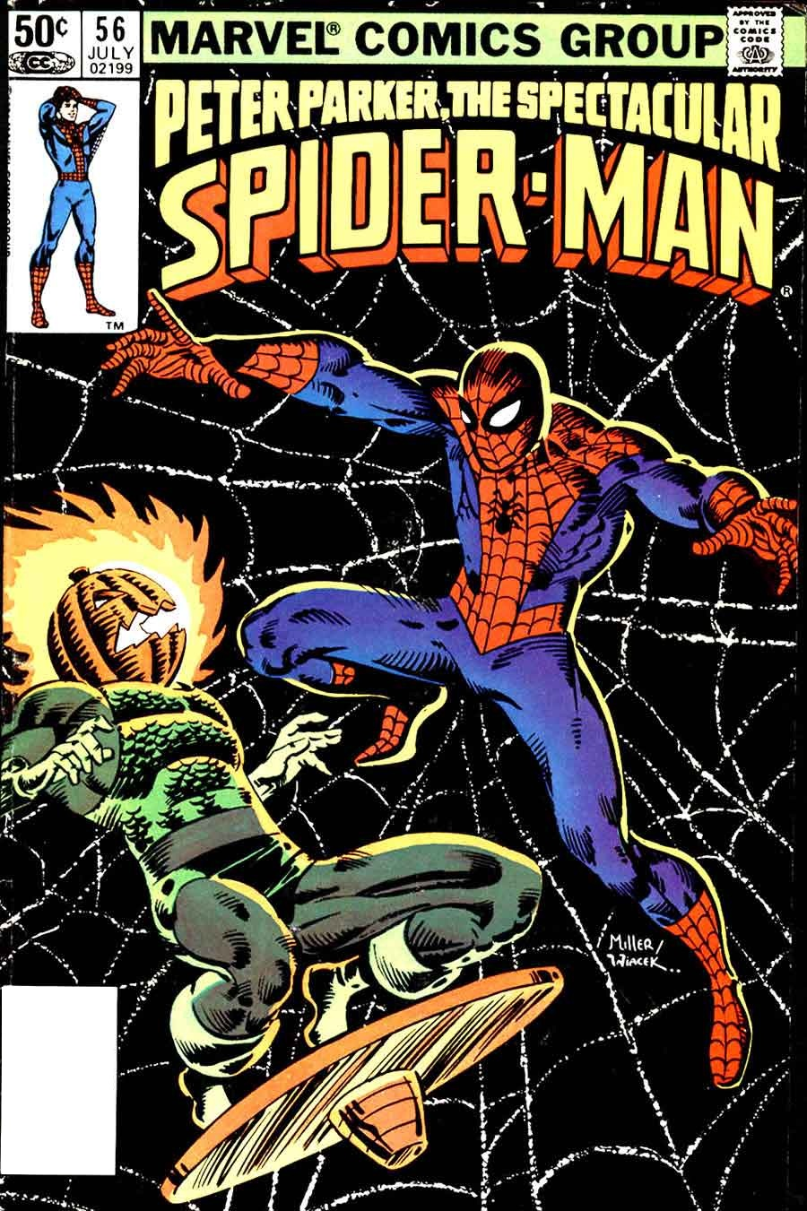 Marvel Comics of the 1980s: 1980 - Spectacular Spider-Man ...