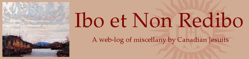 Ibo et Non Redibo