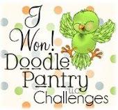 Doodle Pantry winner