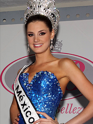Karin Ontiveroz – Miss Mexico
