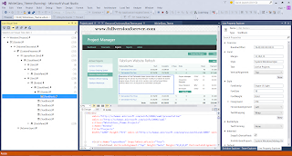 How to make Windows and Android application in MS Visual studio 2015