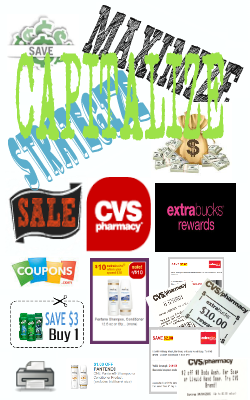 Mom Coupon Savings How To Strategize Maximize And Capitalize On Coupons At Cvs