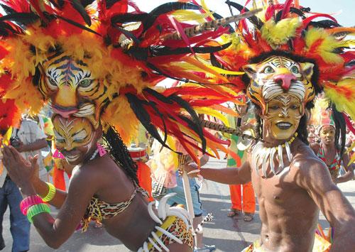 colombia carnaval de barranquilla. colombia carnaval de