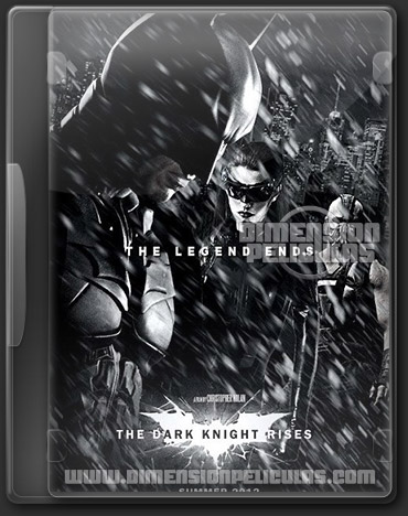 The Dark Knight Rises (DVDRip Español Latino) (2012)