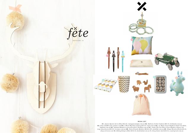 Online Magazine Press - Fete | Love Mae Blog