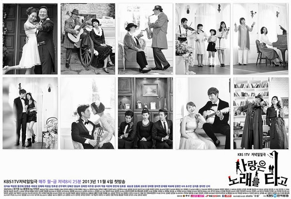 "Wallpaper Drama Korea ""Melody of Love"""