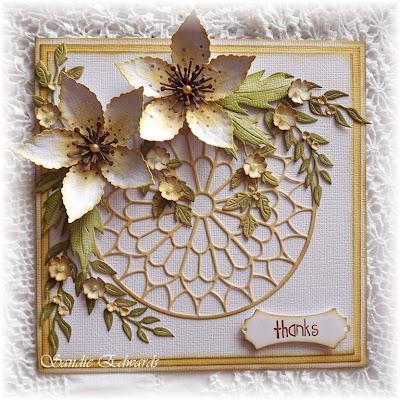 kwiatki z dziurkacza