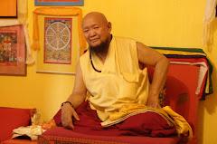 Lama Gangchen no Centro Tardö Ling