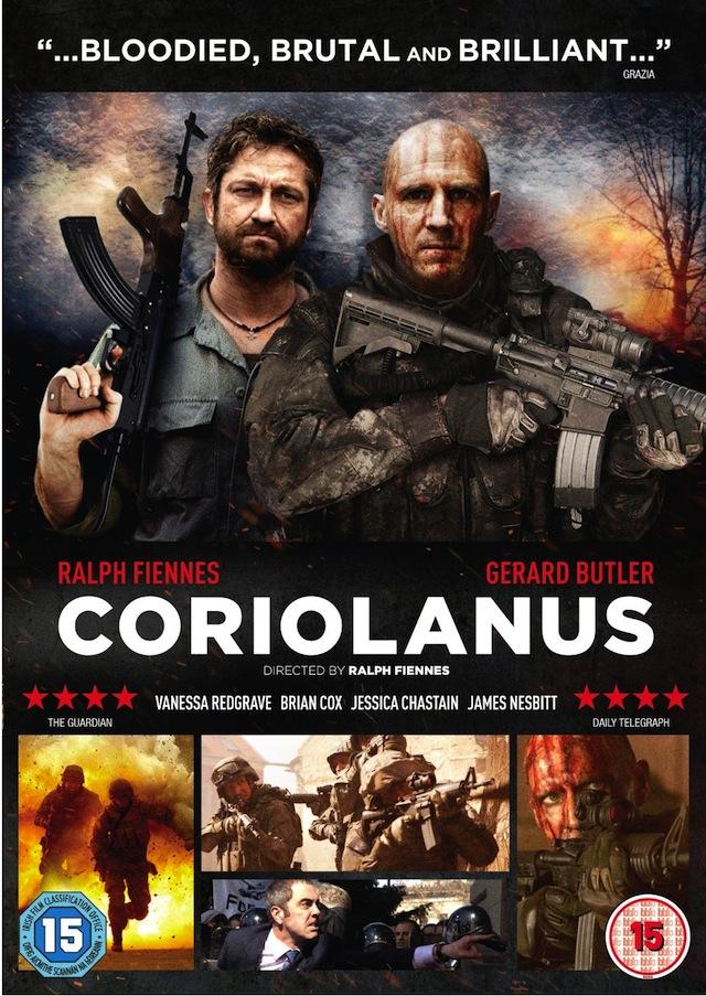 Coriolanus จอมคนคลั่งล้างโคตร HD 2011