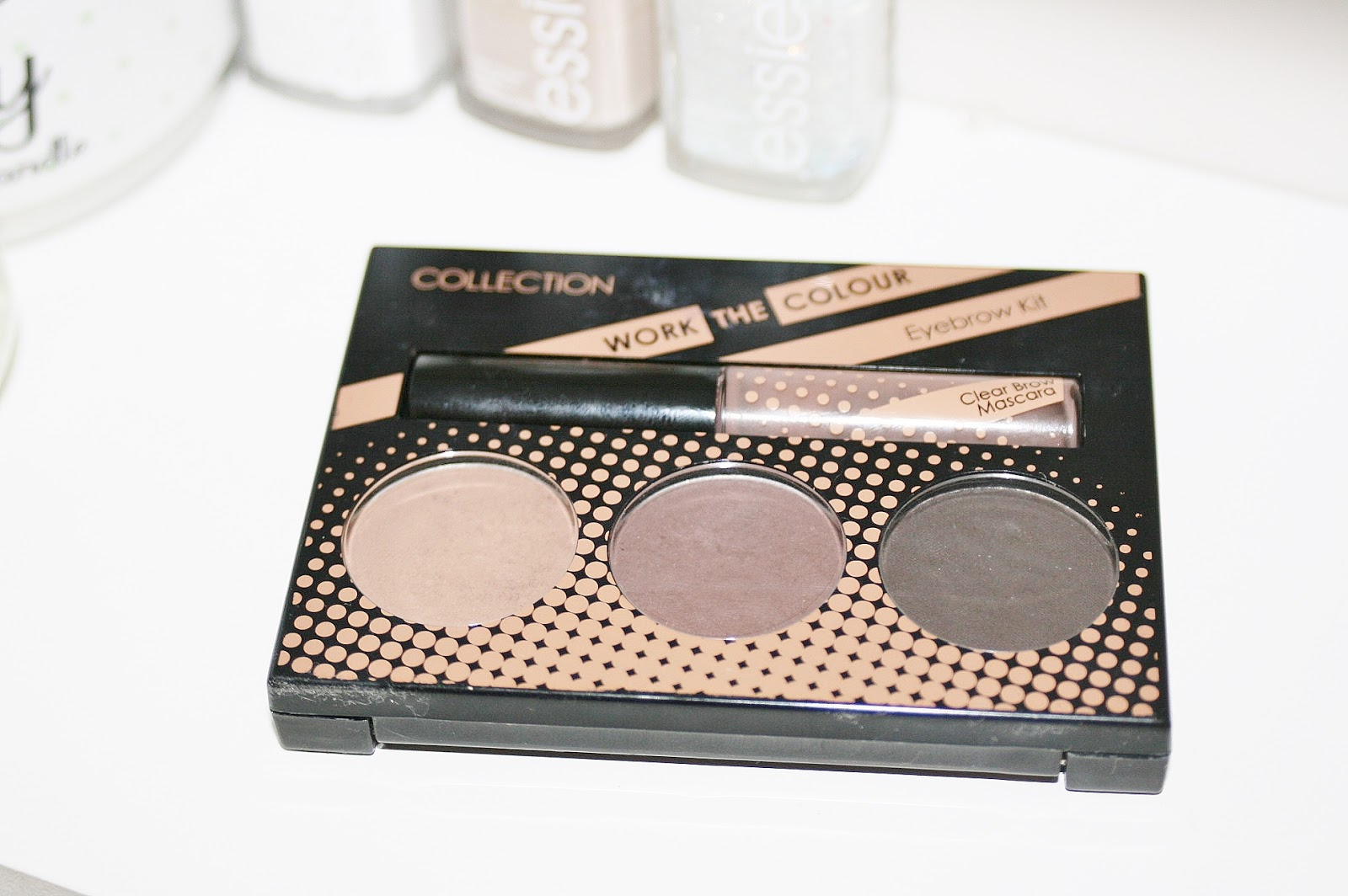 Katherine Penney Chic Beauty Makeup Collection Eyebrows Review