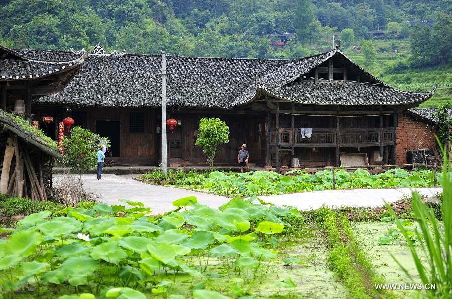 Rumah diaojiaolou
