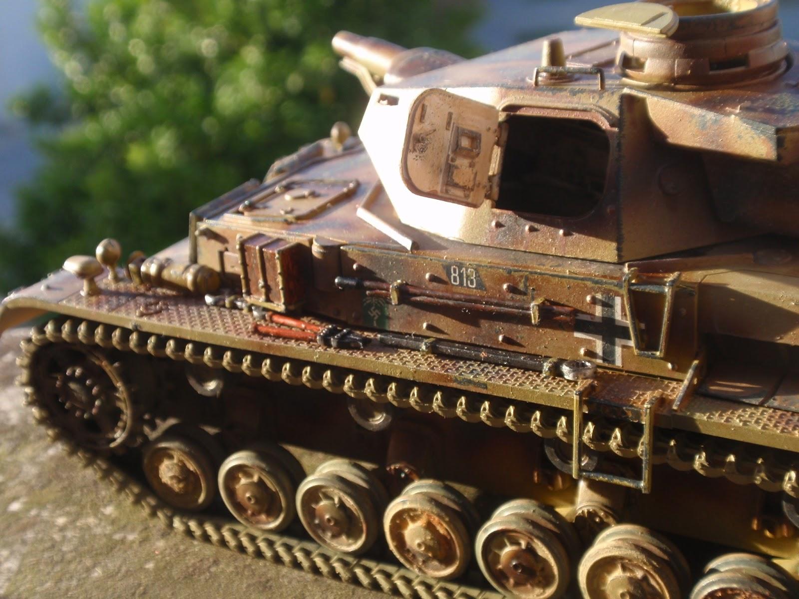 Panzer IV Afrikakorps (E:1/35)...