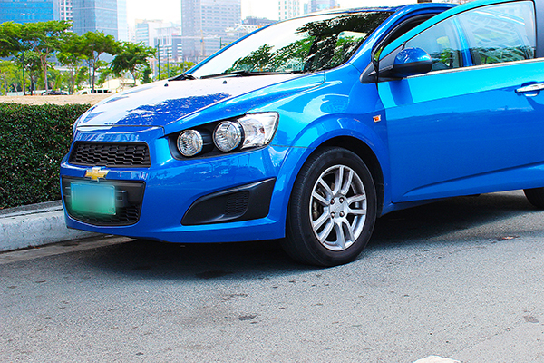 Perspire to Inspire The Chevrolet Sonic LTZ Hatchback Review