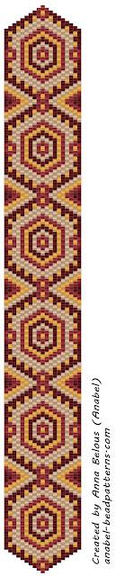 схемы для бисероплетения free peyote patterns
