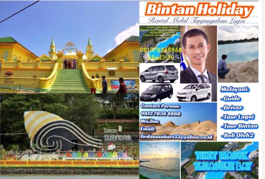 Taxi Bintan lagoi hotel