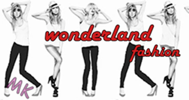wonderland fashion