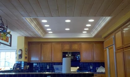 Recessed lighting after the recessed light guy