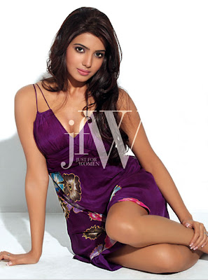 Samantha Latest Photoshoot for JFW Magazine