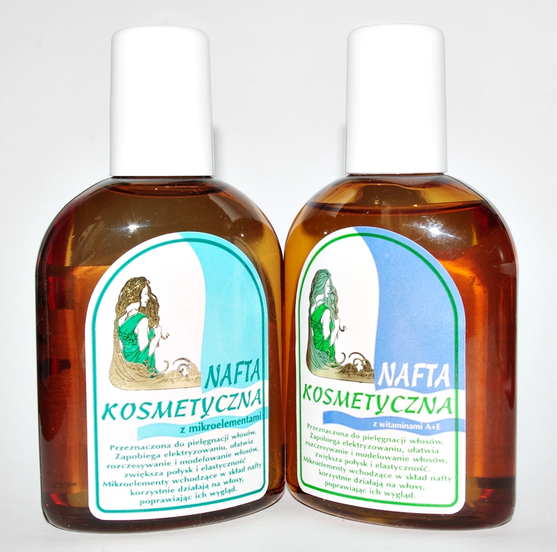 Kosmed, Nafta kosmetyczna