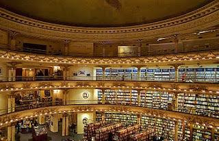 libreria ateneo en avenida santa fe