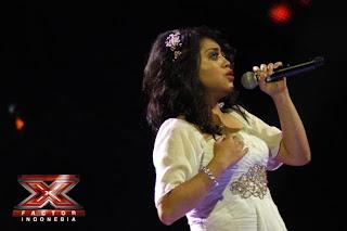 hasil eliminasi x factor indonesia 8 maret 2013 (yohana)