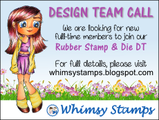 Whimsy Stamps DT Call