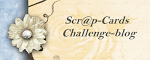 Logo Scr@p - Cards Challengeblog