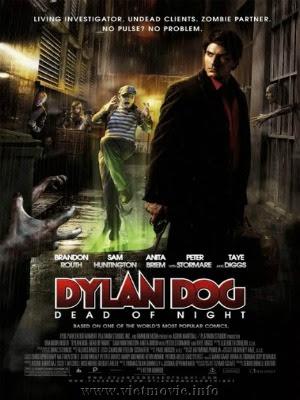 Đêm Tàn Sát Vietsub - Dylan Dog: Dead of Night (2010) Vietsub