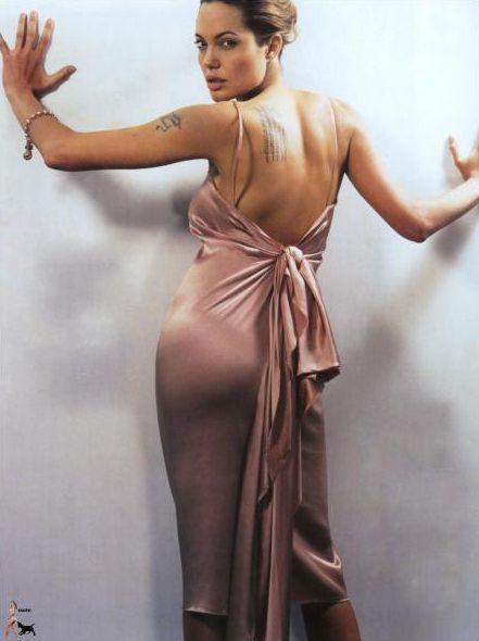 татуировки анджелины джоли - Татуировки Анджелины Джоли Tattoos Angelina Jolie