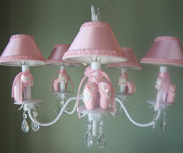 Model Lampu Gantung Pink Kamar Tidur Feminin