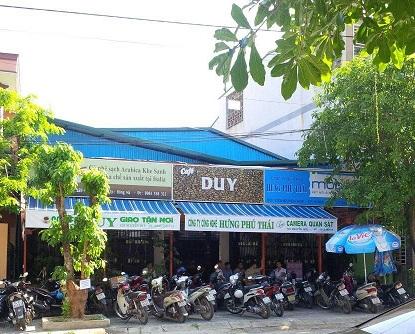 Take away Duy cafe 103 Nguyễn Huệ