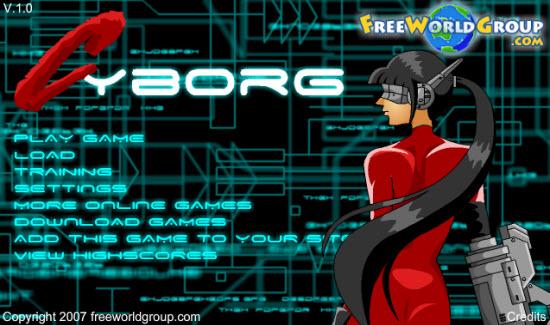 my-swfzone, cyborg hacked