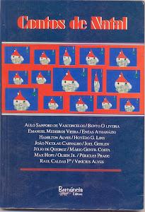 CONTOS DE NATAL (BERNÚNCIA EDITORA - PARTICIPAÇÃO EM COLETÂNEA/1997)