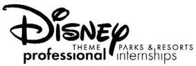 Disney Professional Internship Program and Jobs