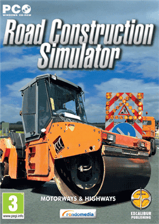 Road Construction Simulator  PC + Crack 2012