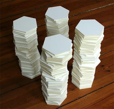 174 hexagons