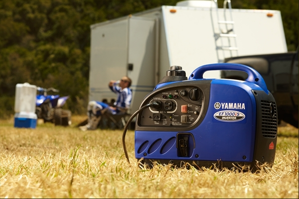 Yamaha announces industry s most versatile and reliable for Yamaha ef1000is inverter generator