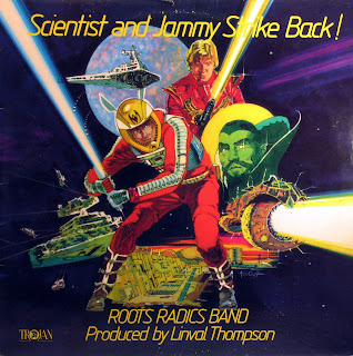 Scientist & Jammy Strike Back !Trojan 1982