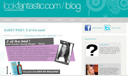 Read my post for lookfantastic ♥