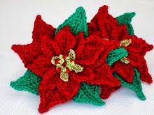 Poinsettia Applique