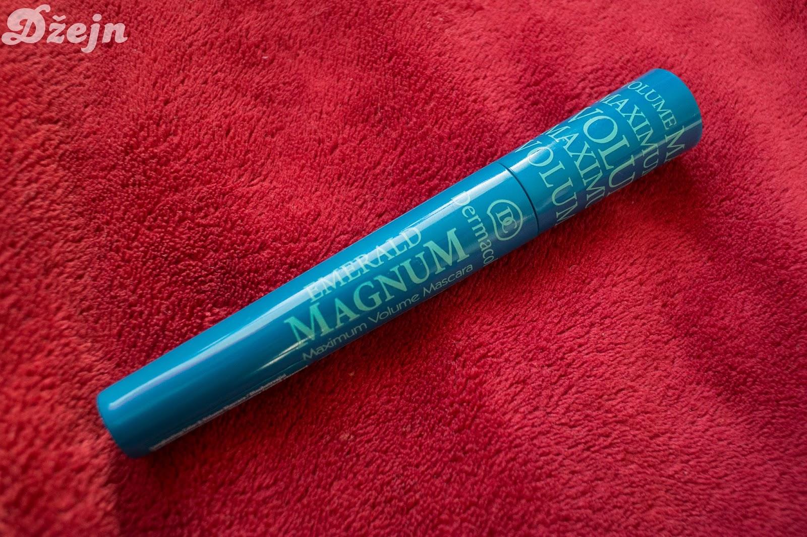 Dermacol Emerald Magnum Mascara